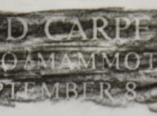 David-Carpenter-Rubbing