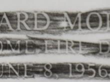 Leonard-Morris-Rubbing